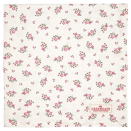 Tischtuch Avery white - Table Cloth
