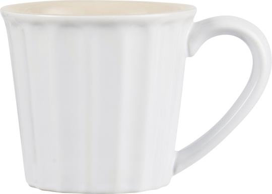 Becher Mynte Pure White
