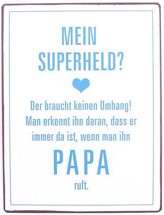 """Mein Superheld PAPA"""