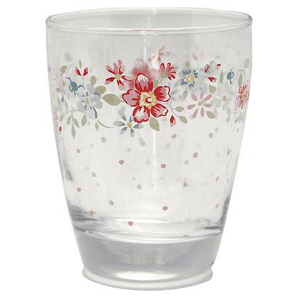 Wasserglas Clementine white