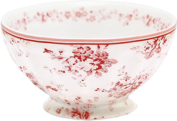 French Bowl XL Abelone raspberry