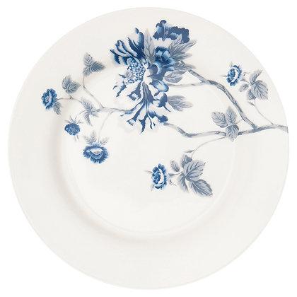 Plate Charlotte white