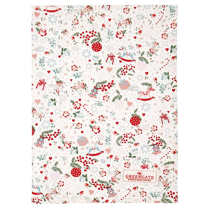 Geschirrtuch Carol white - Tea Towel