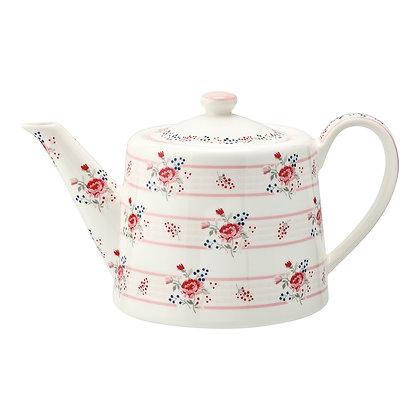 Teapot Fiona pale pink