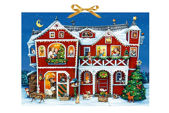 Adventkalender, Villa Weihnacht