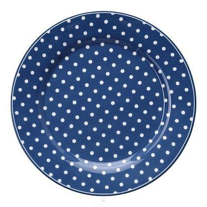 Plate Spot blue
