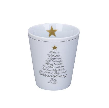 Happy Mug Christmas Words