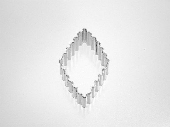 Keksausstecher Rhombus