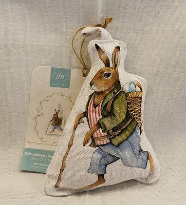"""Ihr Deko-Osteranhänger """"Edward Rabbit"""""""