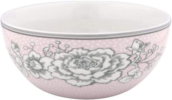 Cereal Bowl Ella pale pink
