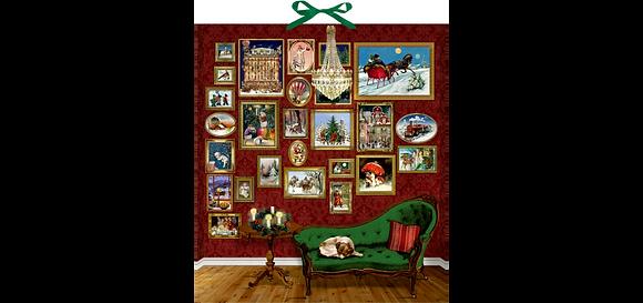 Adventkalender, Nostalgische Bildergalerie