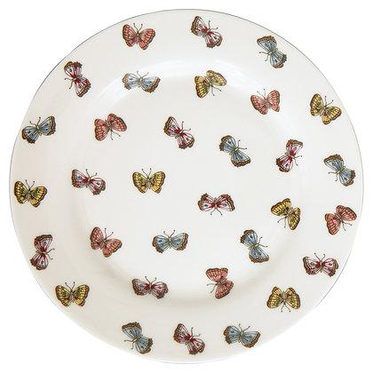 Plate Maisie white