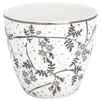 Latte Cup Amira white