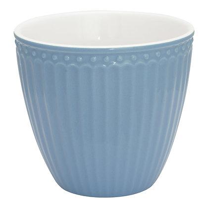 Latte Cup Alice sky blue