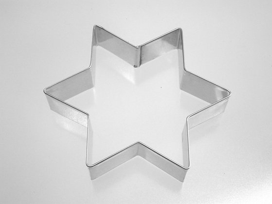 Keksausstecher Stern 12cm