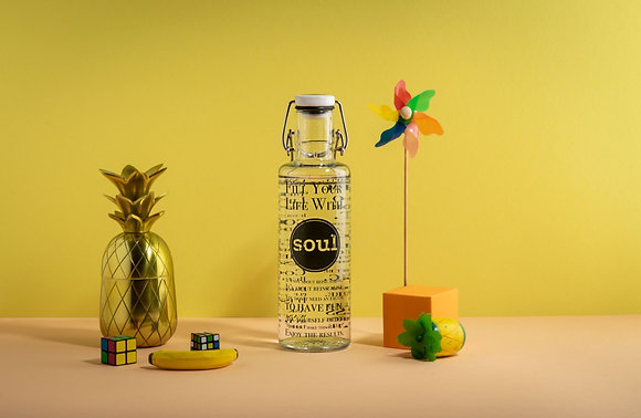 "Soulbottle ""Fill your life with soul"""""