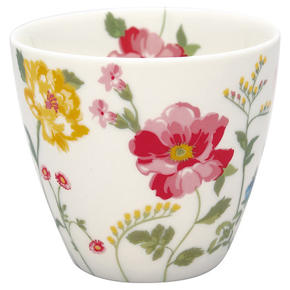 Latte Cup Thilde white