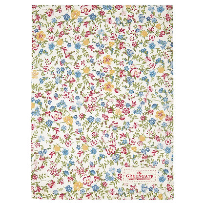 Geschirrtuch Sophia white - Tea towel