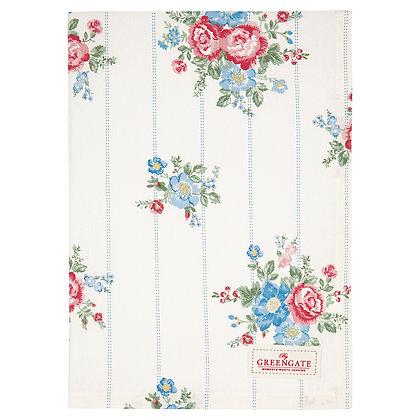 Geschirrtuch Henrietta white - Tea towel