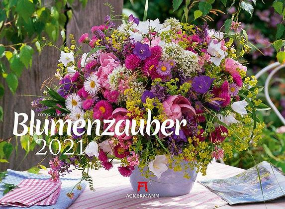 Blumenzauber Kalender 2021