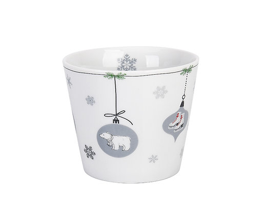 Happy Cup Tumbler X-MAS Ornaments 2