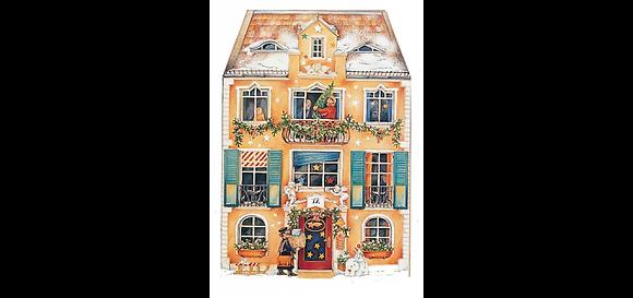 Adventkalender, Im Weihnachtshaus