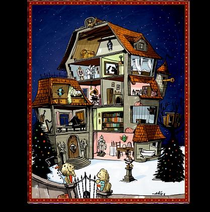 Adventkalender, Weihnachtsschatz