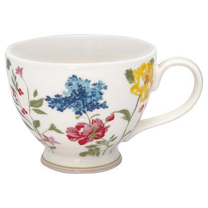 Tea Cup Thilde white