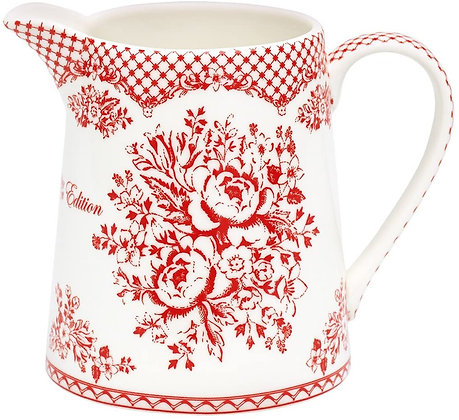 Jug 0,5l Stephanie red