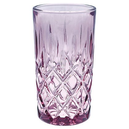 Wasserglas Cutting Plum Large
