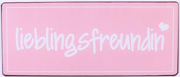 """""""Lieblingsfreundin"""""""