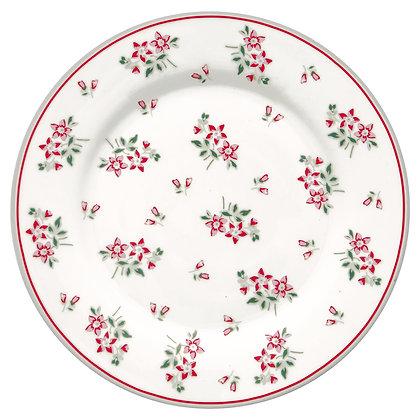 Plate Avery white