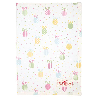 Geschirrtuch Elena white - Tea towel