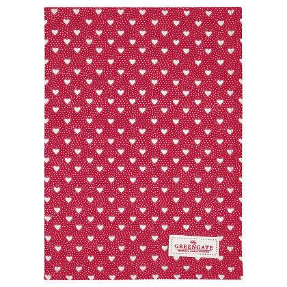 Geschirrtuch Penny red - Tea Towel