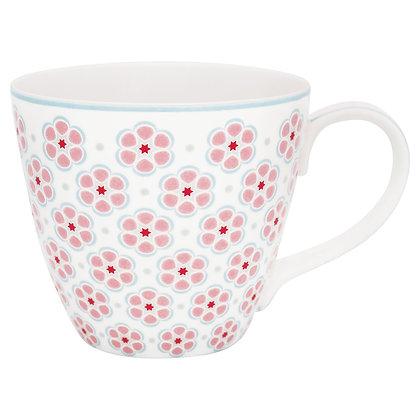 Mug Leah pale pink