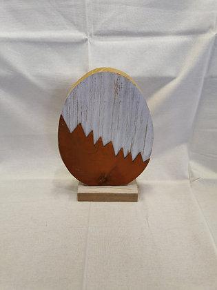 Formano Holz Deko Ei