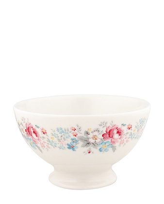Soup Bowl Mary pale grey