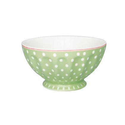 French Bowl XL Spot pale green
