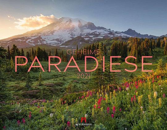 Geheime Paradiese Kalender 2021