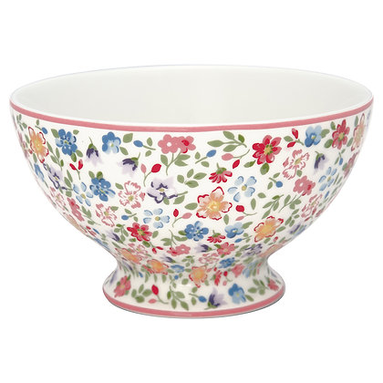Soup Bowl Clementine white