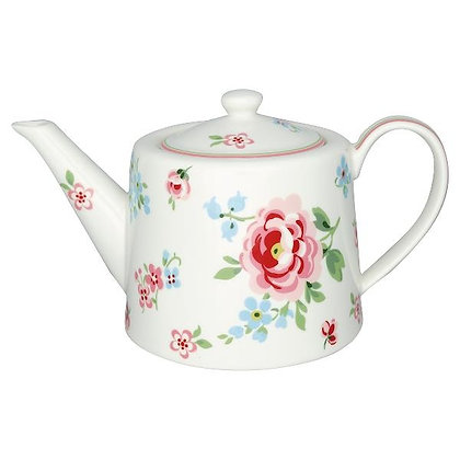 Teapot Meryl mega white