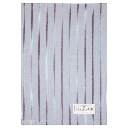 Geschirrtuch Kajsa pale grey - Tea Towel