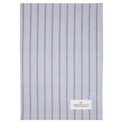 Geschirrtuch Kajsa pale grey - Tea Towel