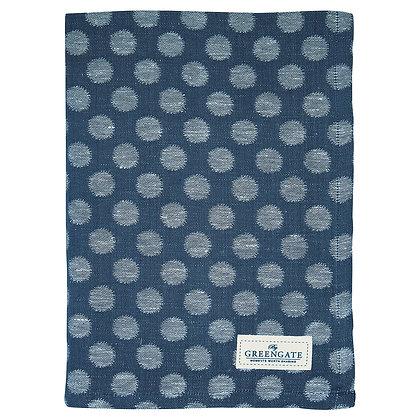 Geschirrtuch Savannah blue - Tea Towel Jacquard