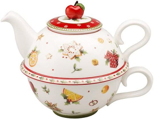 Winter Bakery Delight Tea for one