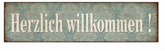 """""""Herzlich Willkommen"""""""