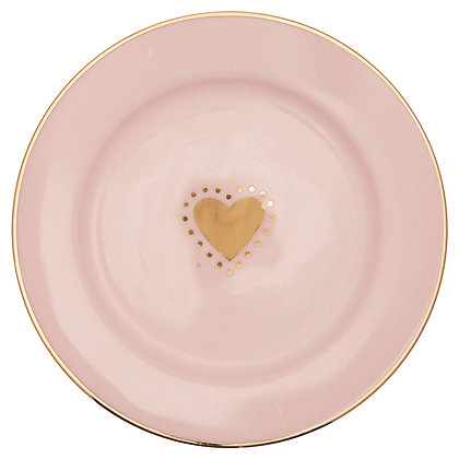 Small Plate Penny gold