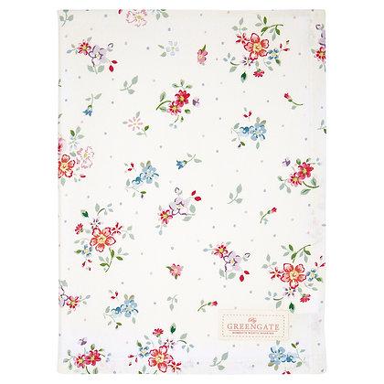 Geschirrtuch Belle white - Tea towel