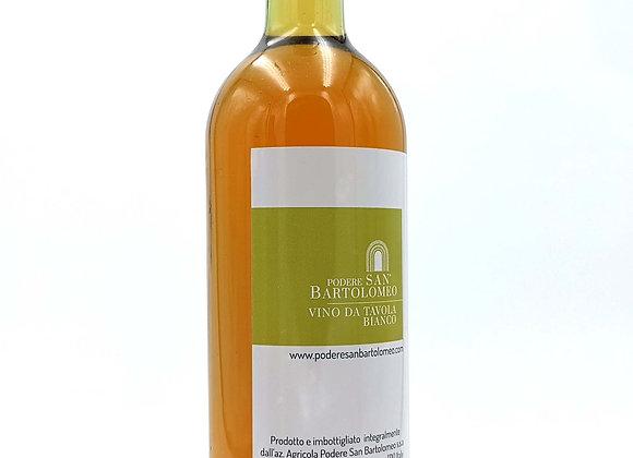 WHITE table wine Podere San Bartolomeo