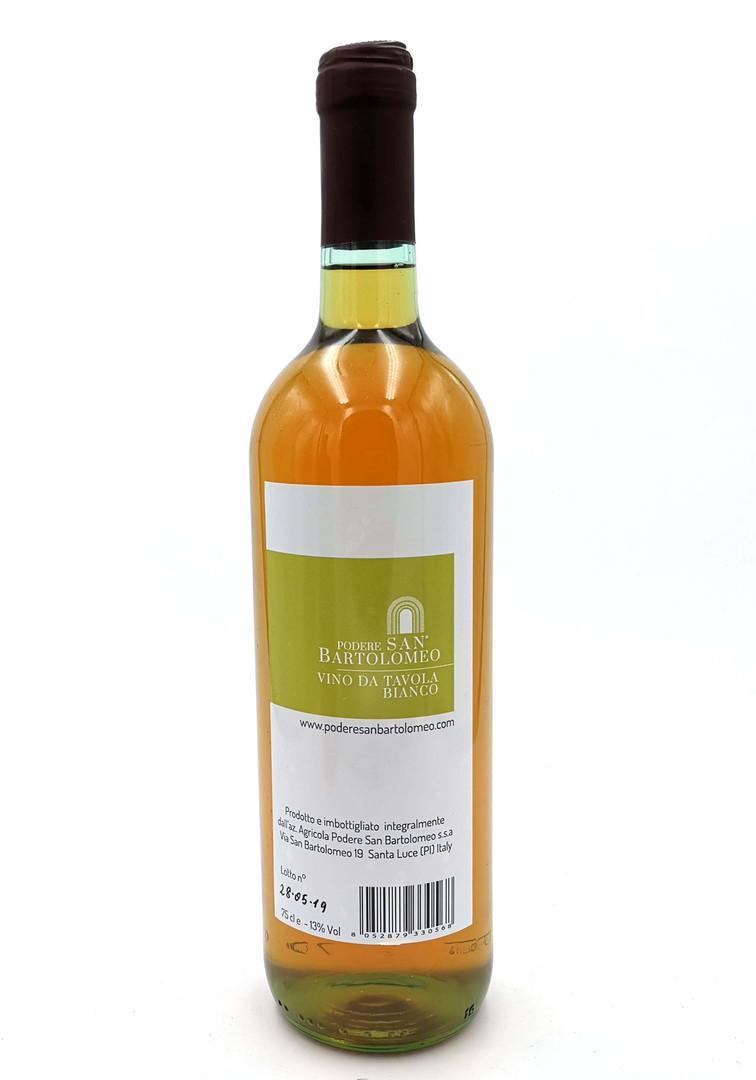 Vino Bianco senza solfiti